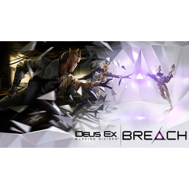 Koch Media Deus Ex: Mankind Divided, Xbox One