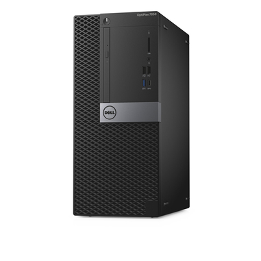 DELL OptiPlex 7050 3.6GHz i7-7700 Torre Nero PC