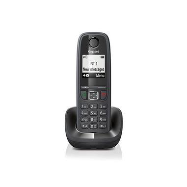 Gigaset AS405 Telefono DECT Nero