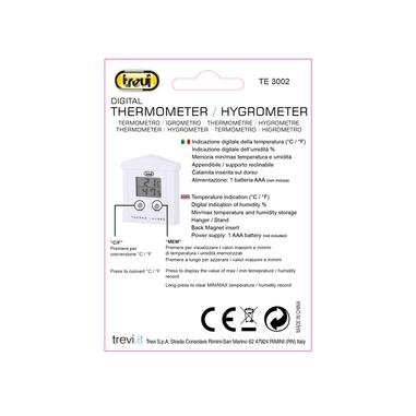 Trevi TE 3002 termometro e igrometro