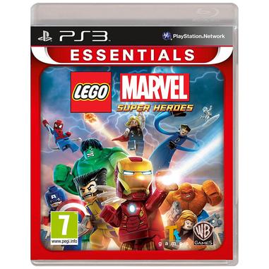 Lego Marvel Super Heroes Essentials, PS3