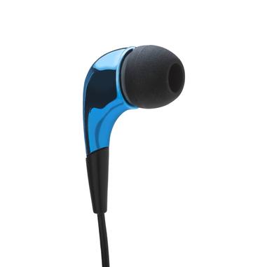 MySound Speak MIRROR Auricolare Stereofonico Cablato Nero, Blu auricolare per telefono cellulare