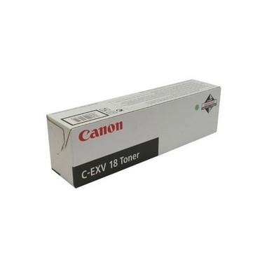 Canon Toner C-EVX 18 for iR1018/iR1022 Black Original Nero 1 pezzo(i)