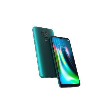 """Motorola Moto G G9 Play 16,5 cm (6.5"""") Dual SIM ibrida Android 10.0 4G USB tipo-C 4 GB 64 GB 5000 mAh Verde"""