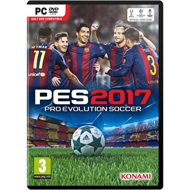 Pro Evolution Soccer 2017, PC
