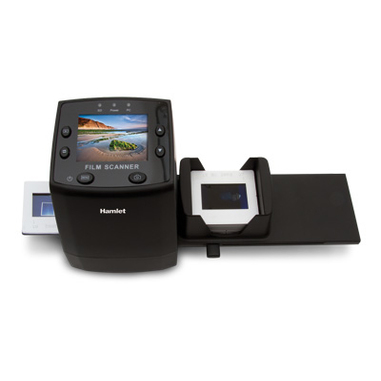 Hamlet Smart Film Converter scanner per diapositive e negativi senza computer