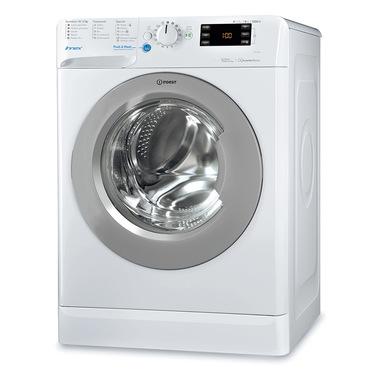 Indesit BWE 81284X WSSS IT lavatrice Libera installazione Caricamento frontale Bianco 8 kg 1200 Giri/min A+++