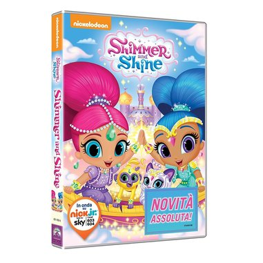 Shimmer and Shine (DVD)
