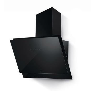 FABER S.p.A. Black TIE BRS+ BK A80 780 m³/h Cappa aspirante a parete Nero A++