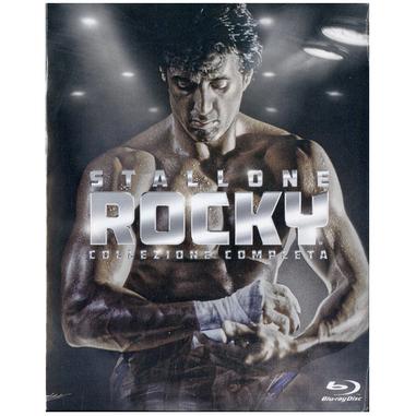 Rocky Collezione completa (Blu-ray 2D Inglese)