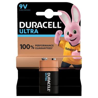 Duracell Ultra 9V Batteria monouso Alcalino