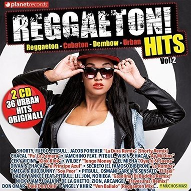 Reggaeton! Hits volume 2