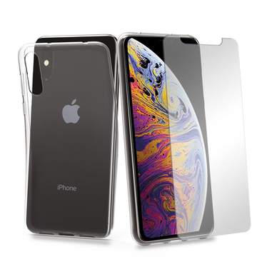 "Phonix IPXSPP custodia per iPhone X 14,7 cm (5.8"") Cover Trasparente"