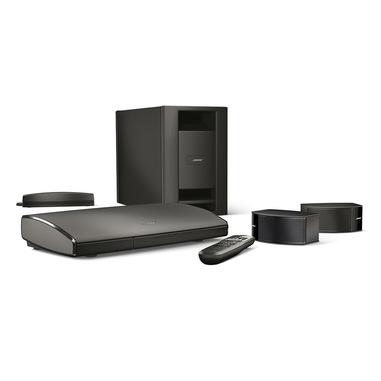 Bose Lifestyle 235 series III sistema home cinema Compatibilità 3D Nero