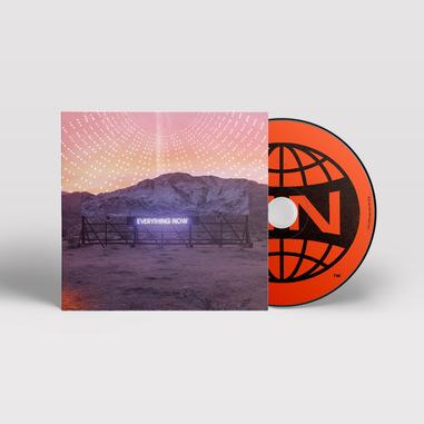 Everything Now CD Alternative day Version
