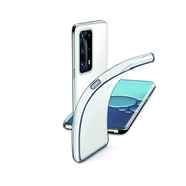 Cellularline Fine - P40 Cover in gomma morbida ultra sottile e trasparente