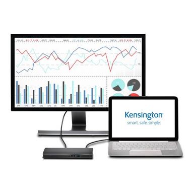 Kensington SD4600P USB-C Nero