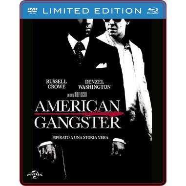American gangster - edizione limitata Blu-ray e DVD