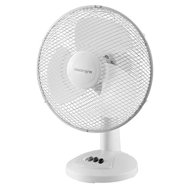 Electroline VT30R ventilatore Bianco