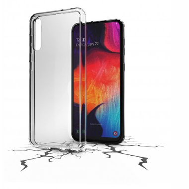 "Cellularline CLEARDUOGALA50T custodia per cellulare 16,3 cm (6.4"") Cover Trasparente"
