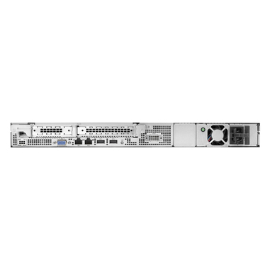 Hewlett Packard Enterprise ProLiant DL20 Gen10 server 3,3 GHz Intel® Xeon® E-2124 Rastrelliera (1U) 290 W