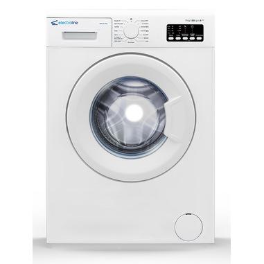 Electroline WME-712F2a lavatrice Libera installazione Caricamento frontale Bianco 7 kg 1200 Giri/min A+++