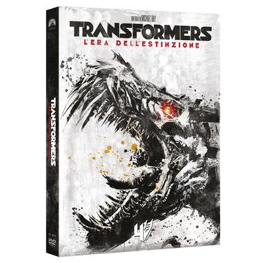 Transformers 4 - L'Era dell'Estinzione (DVD)