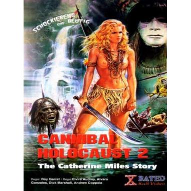 Cannibal Holocaust II (DVD)
