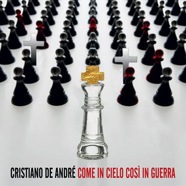 Cristiano De Andre' - Come in Cielo Così in Guerra (Special Edition), CD