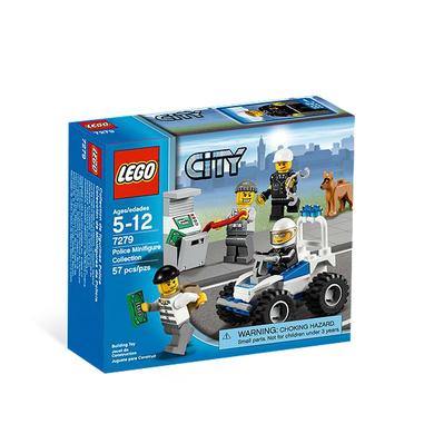 LEGO City Poliziotti e rapinatori