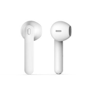 Meliconi MySound True Pods Cuffia true wireless Auricolare Bianco