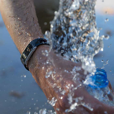 Wiko WiMate Wristband activity tracker 0.73