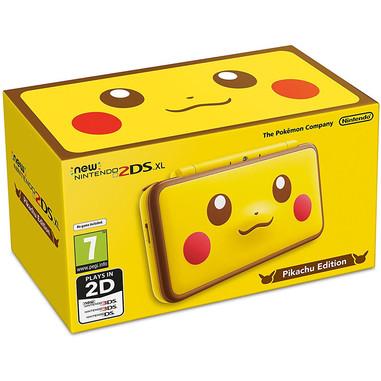 Nintendo New 2DS XL Pikachu Edition - edizione limitata