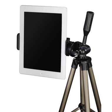 Hama Treppiede a 3 gambe per Smartphone/Tablet Champagne