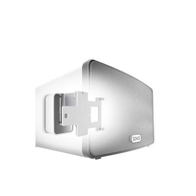 Vogel's SOUND 4203 - Supporto da parete per altoparlante Sonos PLAY:3 (bianco)