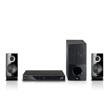 LG HX906CB sistema home cinema Compatibilità 3D 2.1 canali 180 W Nero