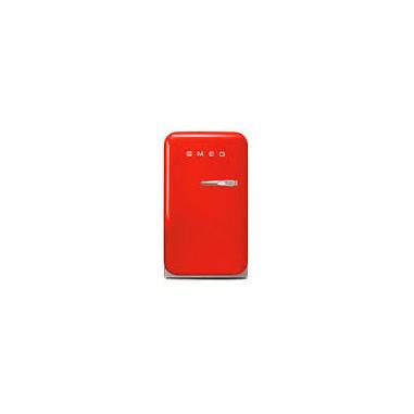 Smeg FAB5LRD3 frigorifero Libera installazione Rosso 34 L A+++