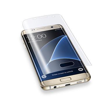 Cellularline SPCURVEDGALS7E Chiara Galaxy S7 Edge 1pezzo(i) protezione per schermo