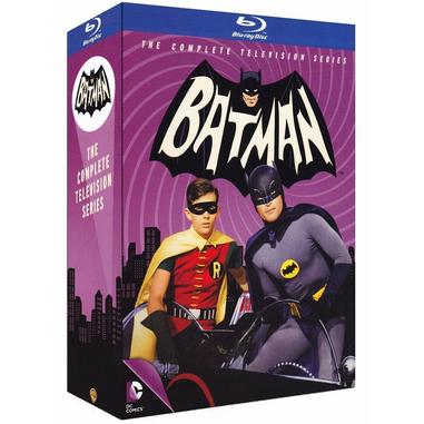 Batman: Serie Tv Completa (1966-'68) Blu-ray