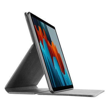 Cellularline Folio - Galaxy Tab S7+ Custodia per tablet con funzione stand Nero