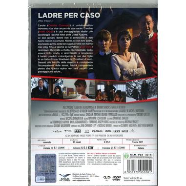 Ladre per caso (DVD)