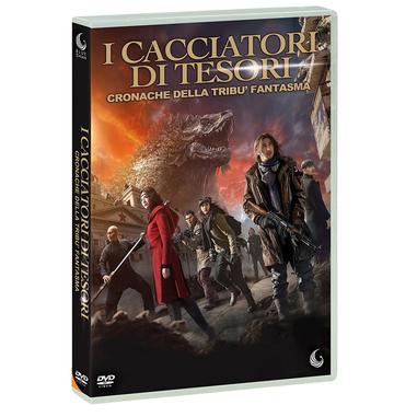 I cacciatori di tesori: Cronache della tribù fantasma (DVD)