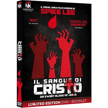Il sangue di Cristo. Da Sweet Blood of Jesus. Limited Edition (DVD + Booklet)
