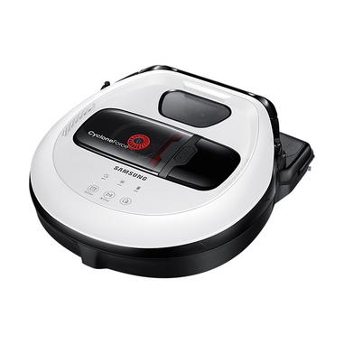 Samsung VR10M701IUW/ET Nero, Bianco Aspirapolvere Robot ...