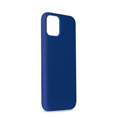 """PURO IPCX6519ICONDKBLUE custodia per iPhone 11 16,5 cm (6.5"""") Cover Blu"""