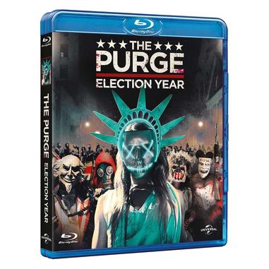 La notte del giudizio: Election year (Blu Ray)