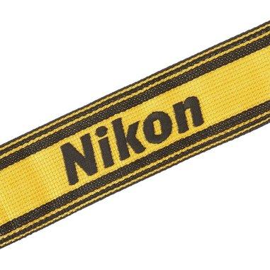 Nikon AN-6Y Fotocamera Nylon Giallo tracolla