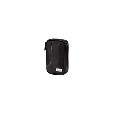 "Hama 2.5"" HDD Case ""Black Bird"" Nylon Nero"