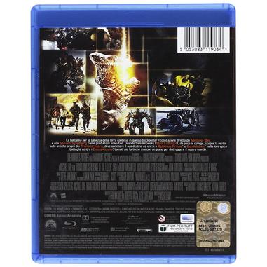 Transformers 2 : La Vendetta del Caduto (Blu-ray)
