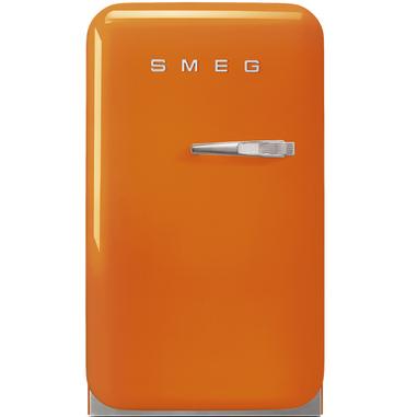 Smeg FAB5LOR3 frigorifero Libera installazione Arancione 34 L A+++